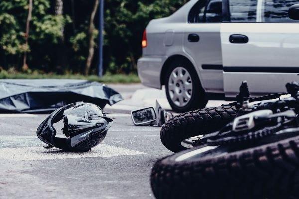 Accidente in itinere producido en un accidente de tráfico