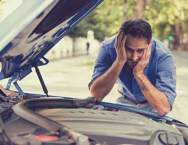 Accidentes ocasionados por desperfectos mecánicos