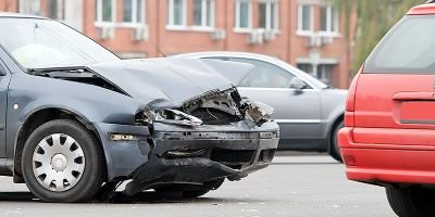 Decreto de accidente de tráfico