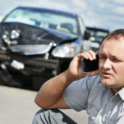 Indemnización por accidente en coche