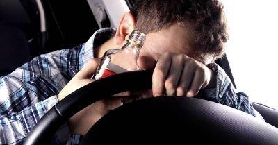 Qué hacer en un accidente con un conductor ebrio