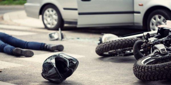 Que tipo de daños se pueden reclamar por accidentes en moto