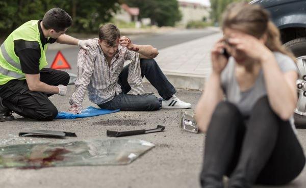 Quién puede solicitar una indemnización por accidente en coche